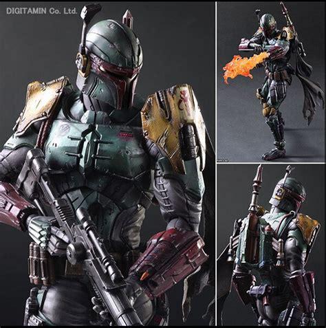 Ad4264 Figure Play Arts No 3 Stormtrooper Wars Kode Gute4130 wars boba fett figure bounty boba fett