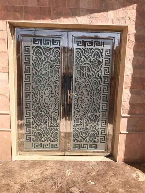pin  aboab drj hdyd  aboab dakhly main gate design