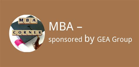 Sponsored Mba mba sponsored by gea karrieref 252 hrer