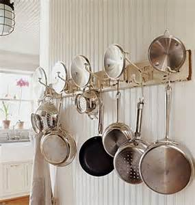 Pots And Pans Storage Rack Two And A Farm Pots And Pans Storage Rack