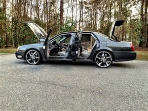 2000 Cadillac On 22s Gladi8t0r S 2001 Cadillac In Bluffton Sc