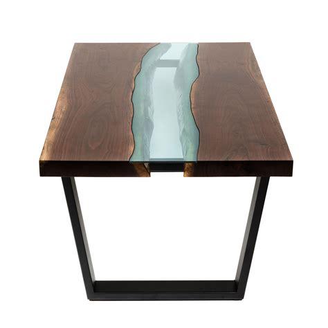 buy a handmade live edge coffee table black walnut made