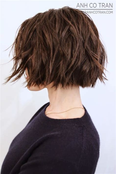 how to layer thick blunt hair into layers 15 best short hair ideas images on pinterest shorter