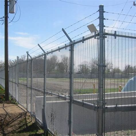 358 security fencing system view 358 security fencing jinbiao product details from hebei