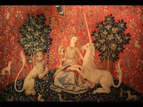 La Dame à La Licorne 6 Tapisseries by Les Tapisseries De La Dame 224 La Licorne Mon Seul D 233 Sir