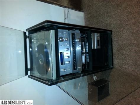 Armslist For Sale Trade Vintage Stereo Cabinet