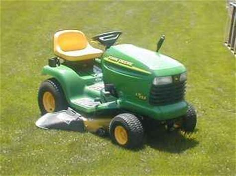 Used Farm Tractors For Sale John Deere Lt155 Lawn Tractor