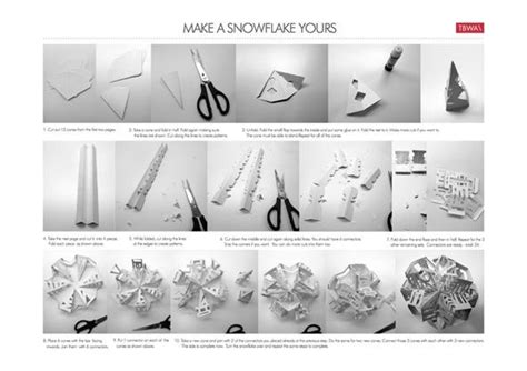 3d snowflakes printable instructions your perfect snowflake soulmate 171 papercraft wonderhowto