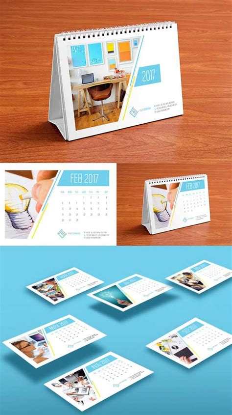 table calendar template 30 wall desk calendar designs 2017 ideas for graphic