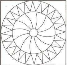 The Wagon Wheel/Carpenters Wheel sketch template