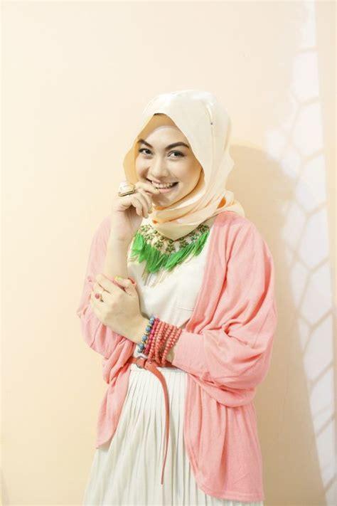 tutorial hijab indah nada puspita iadoreallthesethings indah nada puspita street hijab
