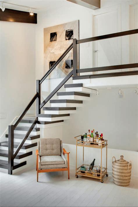 mid century design fabulous mid century modern staircase designs interior vogue