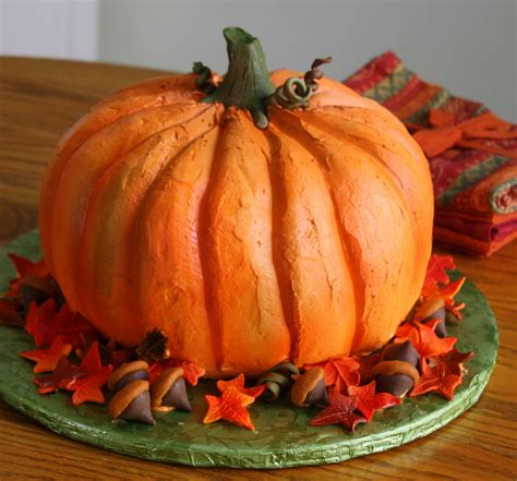 pumpkin cakes s baking journal the cake that thinks it s