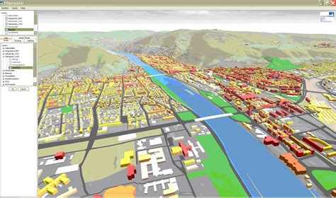 how to make 3d interactive map heidelberg 3d interactive 3d city mapping based on ogc standards gis lounge