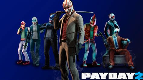 John Wick 2 Download payday 2 dlc characters wallpaper 1920x1080 by timboow2 on