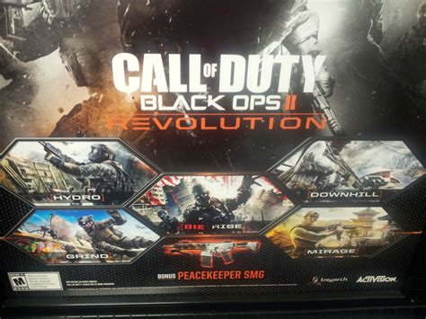 black ops map packs of four call of duty black ops ii map packs leaked