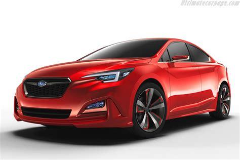 concept car subaru impreza concept motorbox 2015 subaru impreza sedan concept images specifications and information
