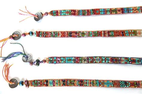 how to finish loom beading 25 unique bead loom bracelets ideas on bead
