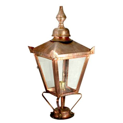 Handmade Copper Lighting - copper lights handmade lanterns from of pearl sons