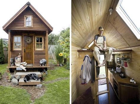 Tiny Home Living by Small Space Living Tiny House Trend Grows Bigger