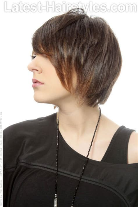 lisa mariano hair cuts 39 short hairstyles for round faces you can rock