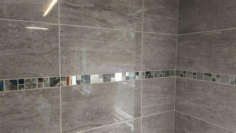 grey travertine bathroom 15 30m2 or sle parallel travertine effect grey ceramic wall tiles 50 x 25