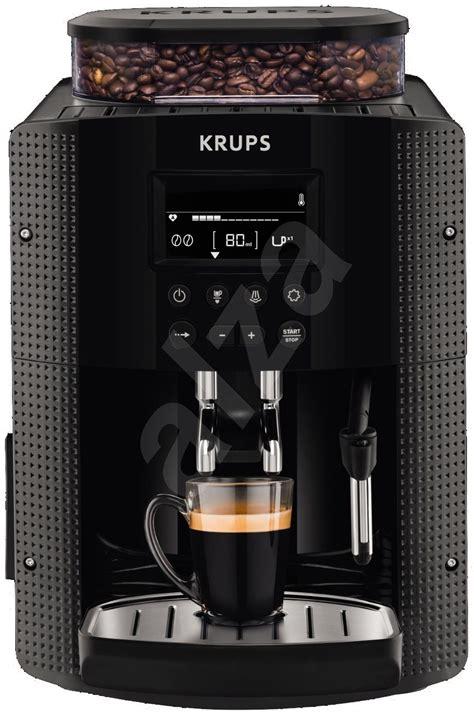 krups espresseria auto pisa black ea815070 automatic coffee machine alzashop