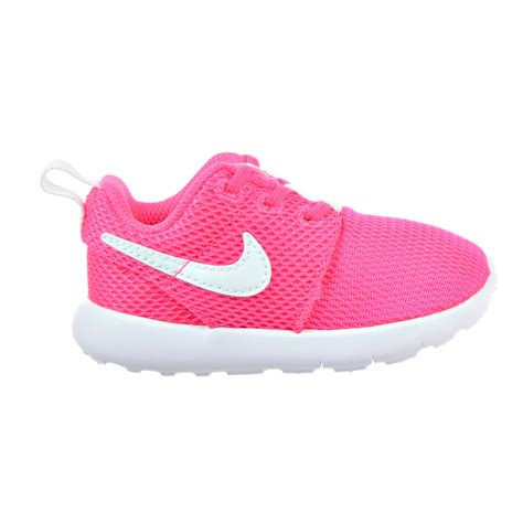 nike toddler shoes nike roshe one infants toddler shoes hyper pink white