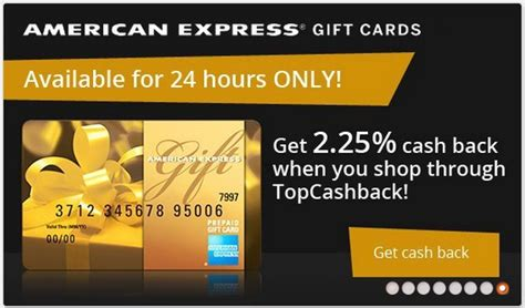 how to make american express card american express gift card get 2 25 back