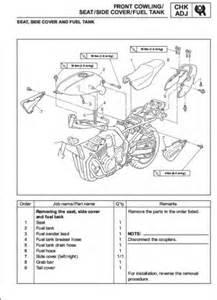 service repair manual priručnici za motocikle 45 kn