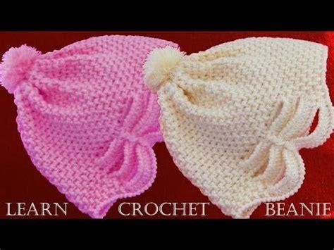 beanie o gorro tejido en crochet doovi mejores 1386 im 225 genes de ganchillo para nenes en pinterest