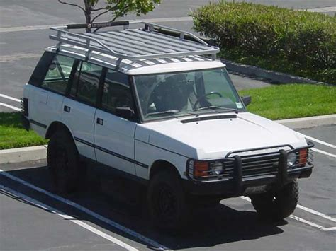 hannibal roof racks safari equipment