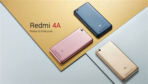 Lcd Mi4a xiaomi launches redmi 4a in india gadgets in nepal