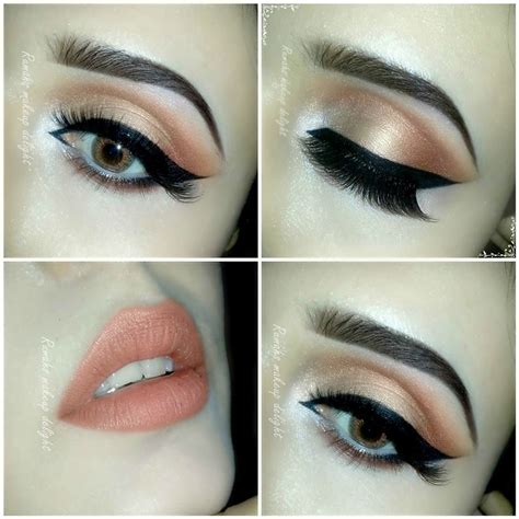 Make Up Tips To Look by Smokey Makeup Tips Step By Step Guide For Bridals