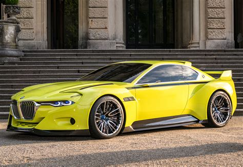 bmw concept csl 2015 bmw 3 0 csl hommage concept specifications photo