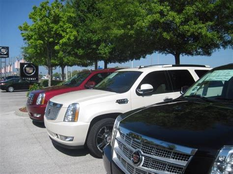 Car Dealerships In Port Richey Fl by Autonation Cadillac Port Richey Car Dealership In Port