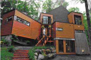 cargo container homes green living cargo container homes