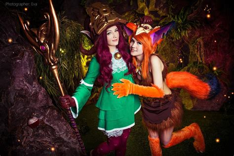 League Of Legends 11 gnar and lulu league of legends 11 by akaomy on deviantart