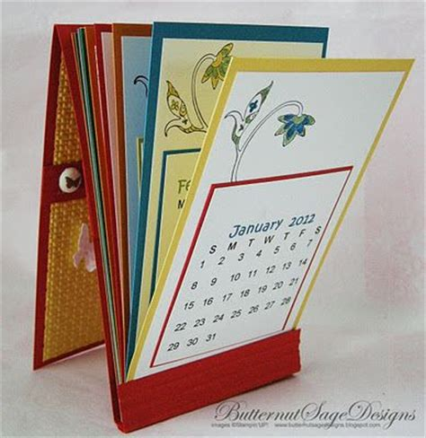 Handmade Calendars Ideas - 67 best calendars handmade images on desk