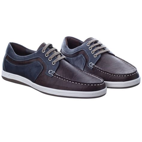 Casual Sneakers Synthetic Brown B203 mens brown synthetic leather non slip rubber sole lace up