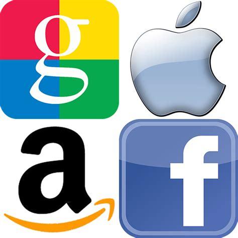 imagenes google grandes apple amazon facebook y google las cuatro empresas que