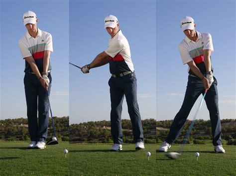 golf swing basics step drill for power