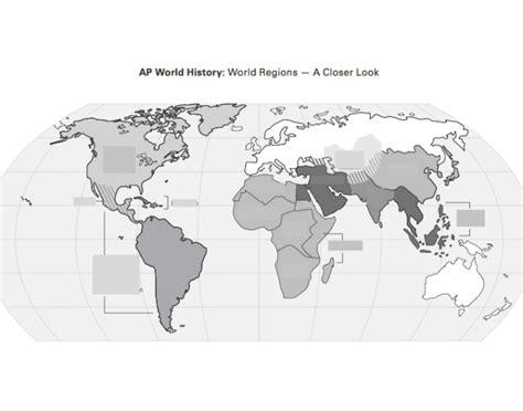 ap world history regions map purposegames