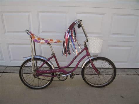 banana seat bike the eco cat speaks b is for bike thief that would