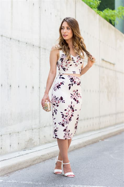 Dress Ootd ootd two floral dress la noob a toronto