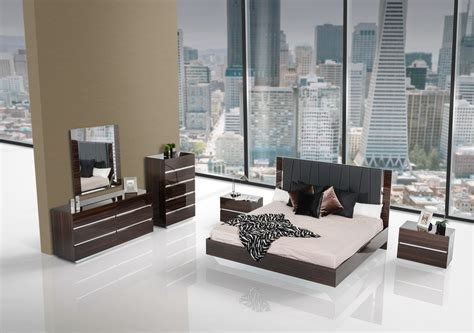 italian lacquer bedroom set luxor italian modern ebony lacquer eastern king bedroom set