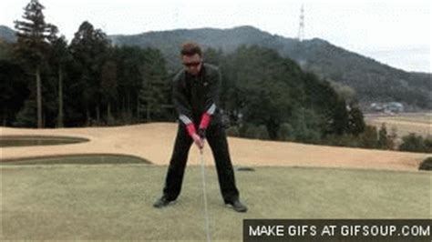 crazy golf swing 13 best golf gifs of 2013
