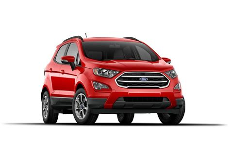 Ford New Model 2018 by 2018 Ford 174 Ecosport Se Compact Suv Model Highlights