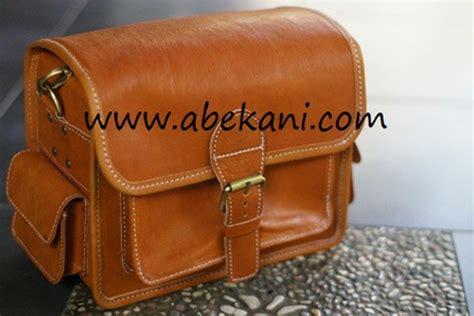 Tas Kulit Bisnis Barang Impor Dan Mewah tunjung dan adi sukses merintis bisnis tas kulit abekani