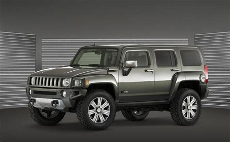 hummer h x 2009 hummer h3 x concept image https www conceptcarz